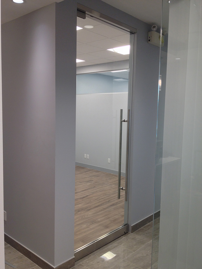Commercial Glass Mirror And Railing Installations